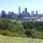 Blick vom Kings Park