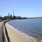 Perth Uferpromenade