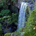 Zillie Falls - Blick auf Wasserfall