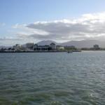 Cairns Schnorcheltrip - Blick auf Cairns