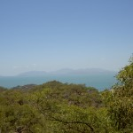Blick auf Horseshoe Bay