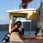 Whitsunday Islands Sailing Steuerstand