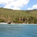 Whitsunday Islands Sailing Cruise - Blick auf Insel