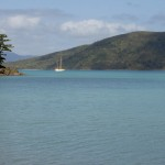 Whitsunday Islands Sailing Cruise - Unbekannte Insel