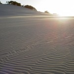 Rainbow Beach Sanddüne
