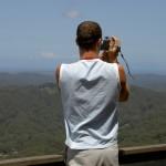 Sunshine Coast Hinterland - Outdoor Minister beim Filmen