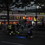 Vattenfall City-Nacht abendstimmung