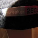 Icebreaker GT 260 - Ärmel