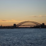 harbour bridge-sydney-abends