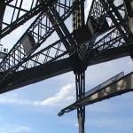 Habour Bridge von unten