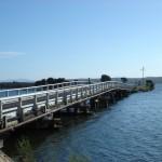 Lake Wapengo Brücke
