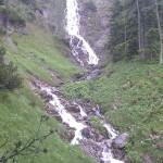 Krottenbach Tal Wasserfall