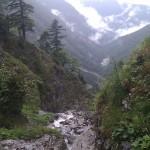 Krottenbach Tal Wasserfälle