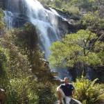 Mc Kenzies Waterfalls mit mir