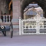 Maharadcha Palast Mysore Eingang