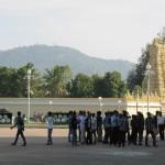 Maharadcha Palast Tempel