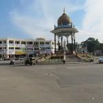 Sayyaji Rao Rd circle